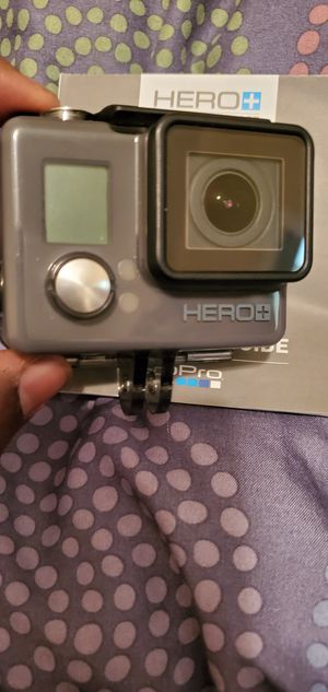 Excellent condition GO PRO Hero+LCD. for Sale in Germantown, TN