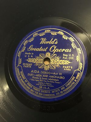 Phonograph Opera Records for Sale in Santa Fe Springs, CA