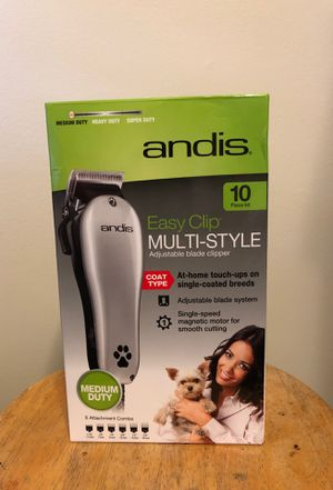 Andis Easy Clip Multi-Style Adjustable blade clipper for Sale in Los Angeles, CA
