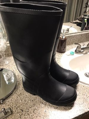 Men's rain boots for Sale in Lewisville, TX