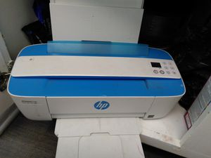 Hp scanner copier printer for Sale in Rancho Cucamonga, CA