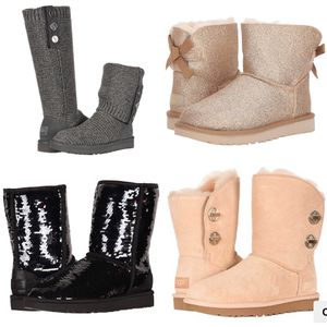 UGG Boots - All NEW! One of each style! Size 6 & 7 for Sale in Redwood City, CA