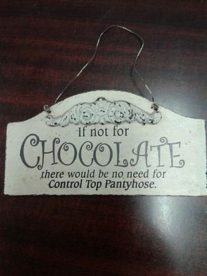 Chocolate signs for Sale in Stockton, CA