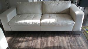 Cream color sofa for Sale in Blacklick, OH