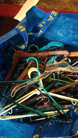 Free hangers for Sale in San Francisco, CA