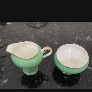 Aynsley england vintage china sugar and creamer set for Sale in Fort Lauderdale, FL