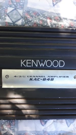 Amp for Sale in San Jose, CA