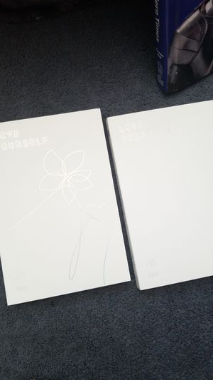 LY: Her BTS Album (opened) for Sale in Corona, CA
