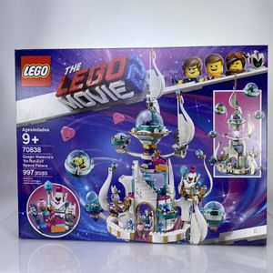 Lego Lego movie 2 70838 queen whatever are so not Evil space palace for Sale in Pomona, CA