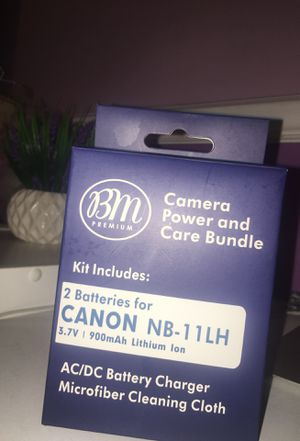 Canon Camera Battery Charger for Sale in Buffalo, NY