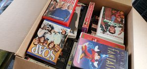 Movie VHS FULL BOX for Sale in Monroe, WA