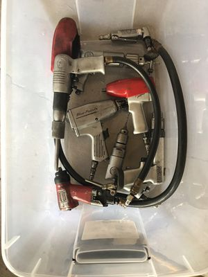 Air Tools For Mechanic for Sale in Homer Glen, IL