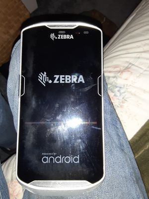 Zebra scan phone model-510k for Sale in Sacramento, CA