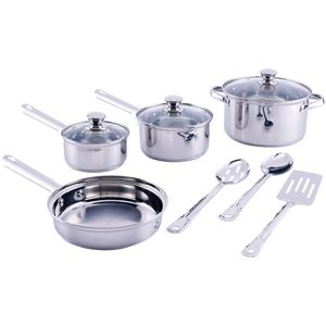 👨🍳 Stainless Steel 10Pc Cookware Set 👨🍳 for Sale in York, SC