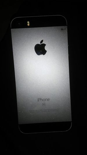 Iphone 5 se for Sale in Tampa, FL