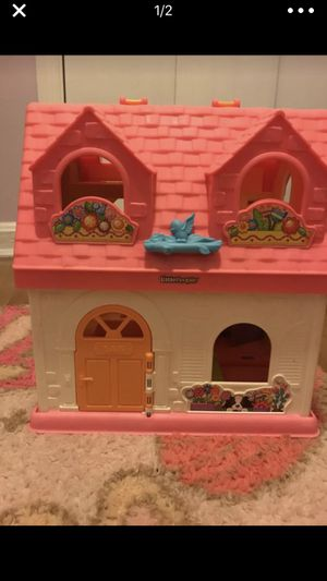 Fisher price little people house for Sale in Silver Spring, MD