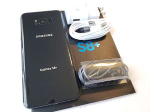 Samsung Galaxy S8 Plus , Unlocked for All Company Carrier,  Excellent Condition like New . for Sale in Springfield, VA
