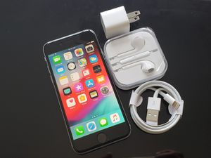 iPhone 6, 64GB Factory UNLOCKE, Excellent Condition. for Sale in Springfield, VA