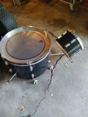 Set of used drums for Sale in Roseville, MI