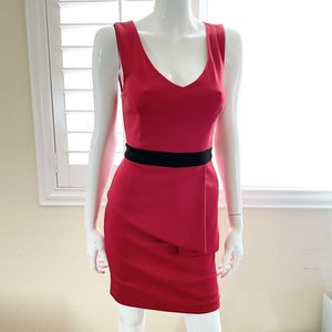 Bebe Red Bodycon Sexy Dress for Sale in Las Vegas, NV