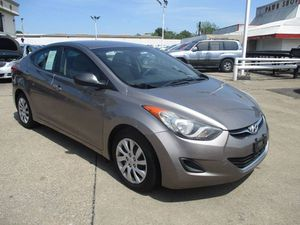 2012 Hyundai Elantra for Sale in Houston, TX