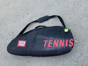 TENNIS BAG for Sale in Etna, OH