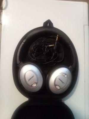 Bose Quiet Comfort 15 over ear headphones for Sale in Wichita, KS
