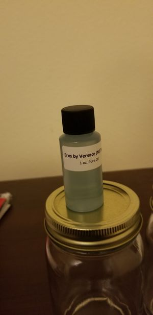 Versace eros type men cologne body oil for Sale in Land O Lakes, FL