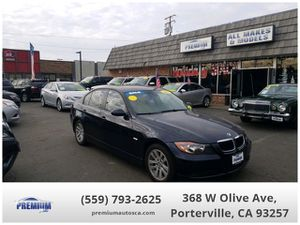 2007 BMW 3 Series for Sale in Porterville, CA