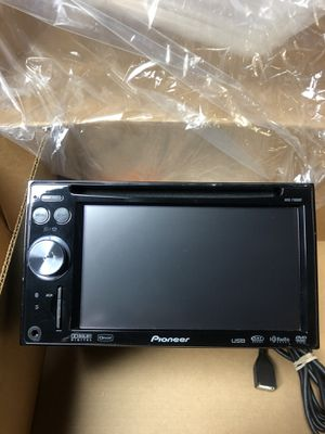 PIONEER AVIC-F900BT NAVIGATION DVD RECEIVER for Sale in Anaheim, CA