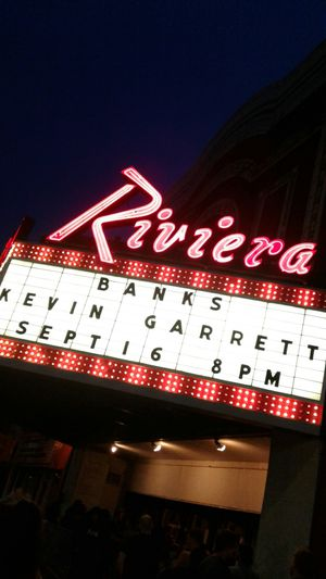 BANKS WITH KEVIN GARRET TICKETS FOR TONIGHT 9/16 for Sale in Chicago, IL
