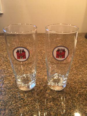 Feldschlösschen beer glasses for Sale in Toms River, NJ