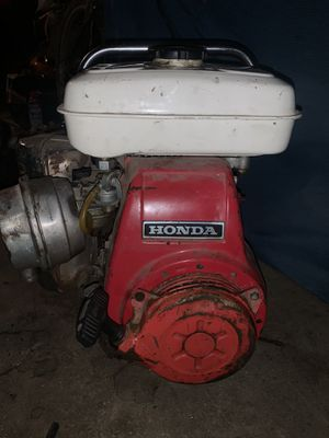 Honda generator doesn't turn on I don't know what's wrong with it it has good compression it's complete for Sale in Los Angeles, CA