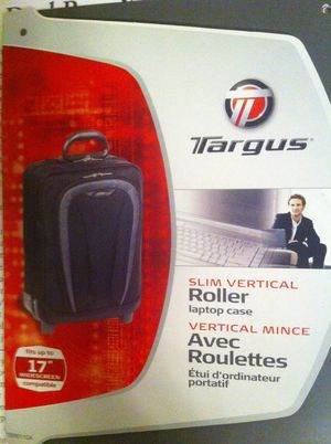 Brand new Targus roller laptop case for Sale in Pittsburgh, PA
