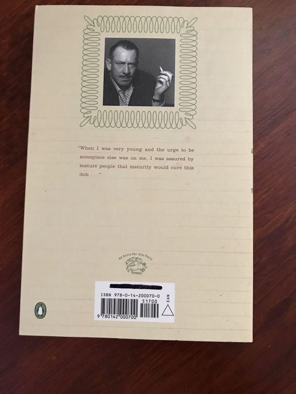 John Steinbeck Book