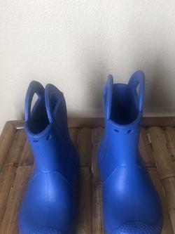 Kid Croc Rain Boots for Sale in Orlando,  FL