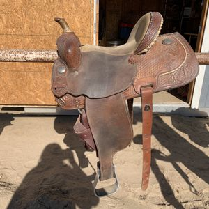 Barrel Saddle for Sale in Bakersfield, CA