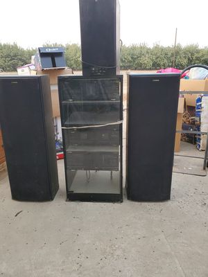 Fisher Stereo system for Sale in Caruthers, CA