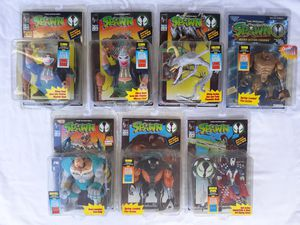 Spawn collection....mid 90's for Sale in Hayward, CA