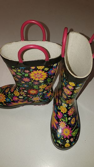 Western chief Girl Rain boots for Sale in Battle Ground, WA