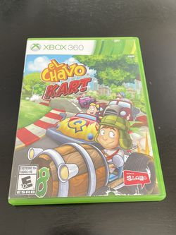 El Chavo Kart Xbox 360 VERY RARE GAME for Sale in Chula Vista,  CA