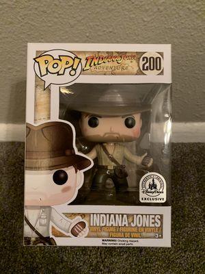 Disney Parks Exclusive Indiana Jones Funko Pop Vinyl for Sale in Norwalk, CA