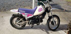 Yamaha PW 80 kids dirt bike for Sale in Enumclaw, WA