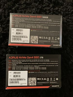 Solid state drive for gamers for Sale in Stockton, CA