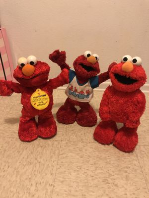 Moving Elmo's for Sale in South Gate, CA
