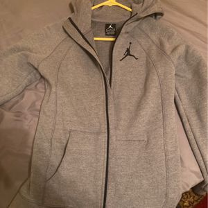 Grey Jordan Jacket for Sale in Oklahoma City, OK