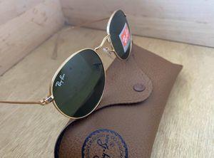 Brand New Authentic RayBan Round Sunglasses for Sale in San Bernardino, CA
