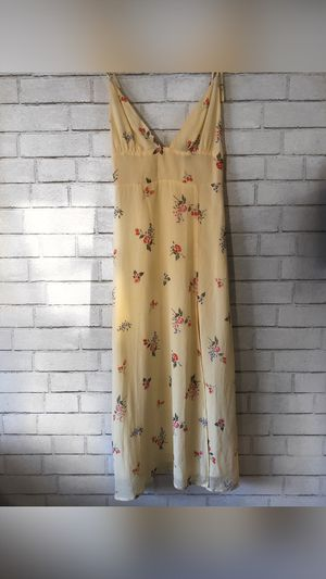 Pastel Yellow Dress for Sale in Rancho Cucamonga, CA