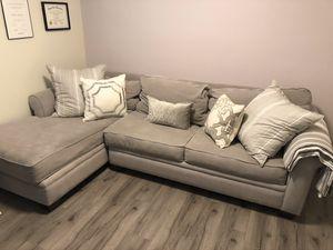 Jonathan Adler Full Sleeper- 2 pc. Sectional Left Facing Chaise for Sale in Corona, CA