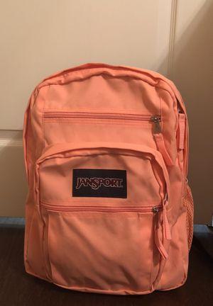 Peach big student Jansport backpack for Sale in Las Vegas, NV